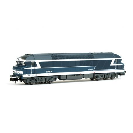 Diesel CC 72054 logo Tallon ép. IV - V SNCF - digitale sonore - échelle N - ARNOLD HN2382S