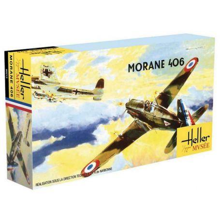 Morane 406 - 1/72 - HELLER 80213