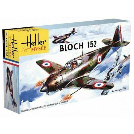 Bloch 152-C1 - échelle 1/72 - HELLER 80211