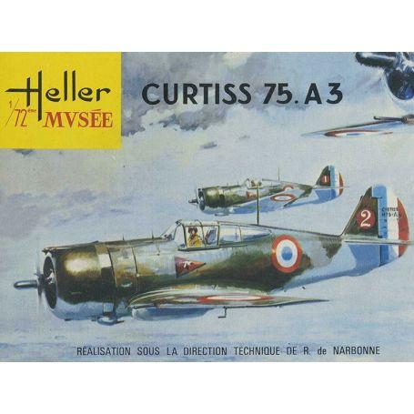 CURTISS H-75 A3 - échelle 1/72 - HELLER 80214
