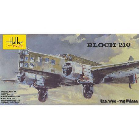 BLOCH 210 - échelle 1/72 - HELLER 80397