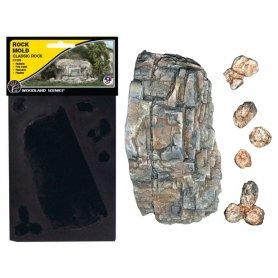 Woodland Scenics C1236 - moule souple rocher Classique