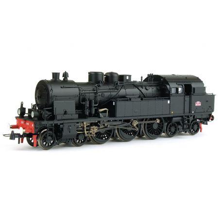 Locomotive vapeur 232 TC SNCF ép. III analogique - HO - ROCO 72166