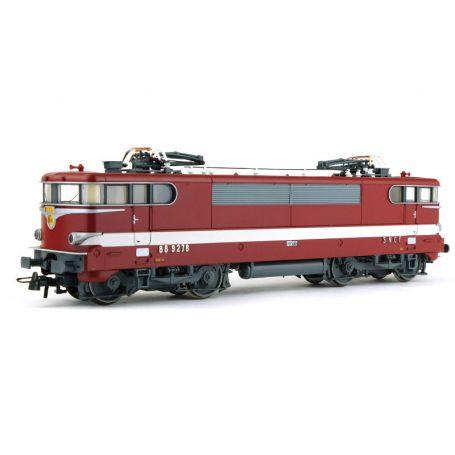 Locomotive BB 9278 Capitole SNCF ép. III analogique - HO - ROCO 73396