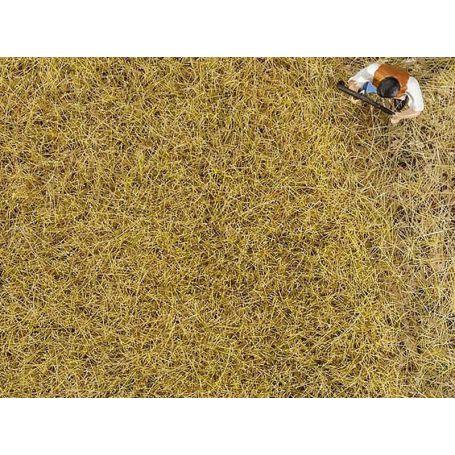Flocage fibres PREMIUM jaune foin 6mm toutes échelles - Faller 170775