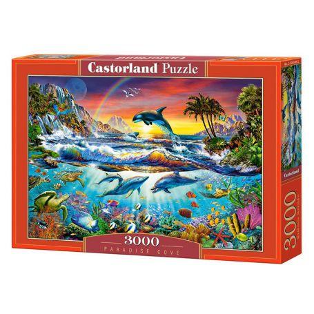 Paradise Cove - Puzzle 3000 pièces - CASTORLAND