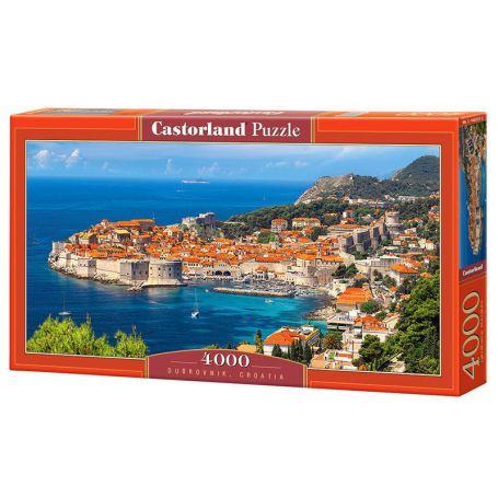 Dubrovnik, Croatia - Puzzle 4000 pièces - CASTORLAND