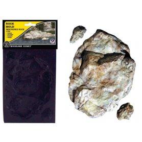 Woodland Scenics C1238 - Moule de roche altérée