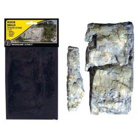 Woodland Scenics C1239 - moule roche en strates
