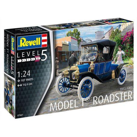 Ford T Roadster 1913 - échelle 1/24 - REVELL 07661