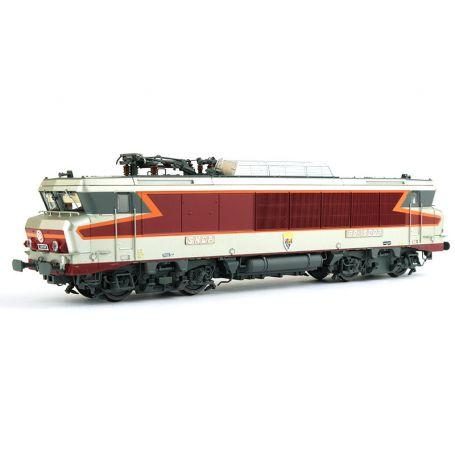 BB 15008 Strasbourg SNCF ép. IV - analogique - HO 1/87 - LS Models 10487