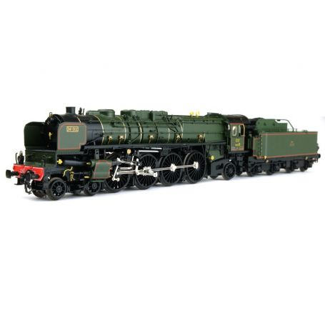 241 A 002 Est Simplon Orient Express Ep. II digitale son - HO - MARKLIN 39243
