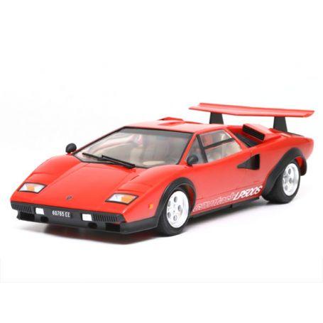 Lamborghini Countach LP500S - échelle 1/24 - TAMIYA 25419