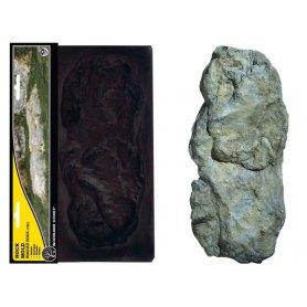 Woodland Scenics C1242 - moule souple grand bloc rocheux lavé