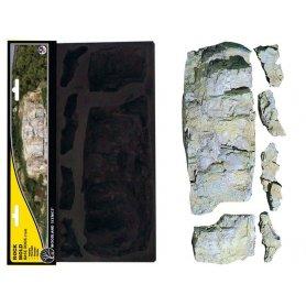 Woodland Scenics C1243 - moule de roches de base