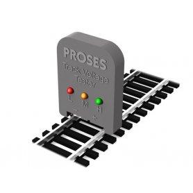 PROSES VT-001 - testeur de voie analogique et digital toutes échelles