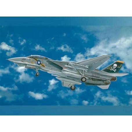 F-14A Tomcat  - échelle 1/48 - ITALERI 2667