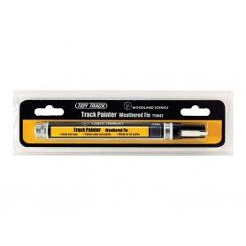 WOODLAND SCENICS TT4582 - feutre de peinture pour rails couleur patiné par le temps