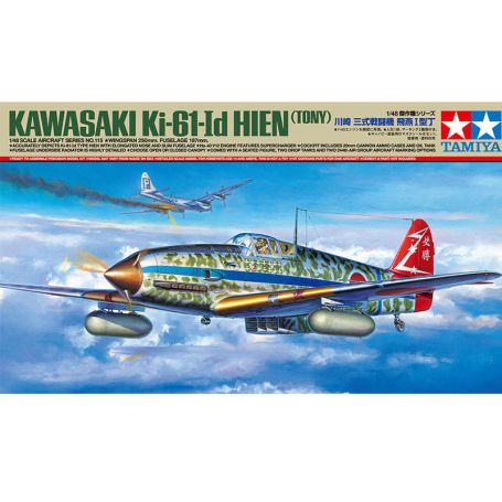 Kawasaki Ki-61-Id Hien (Tony) - 1/48 - Tamiya 61115