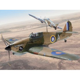 Italeri 2768 - Hawker Hurricane mk1 - échelle 1/48