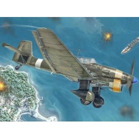 Italeri 2769 - JU 87 b-2/r-2 - Picchiatello - WWII - échelle 1/48