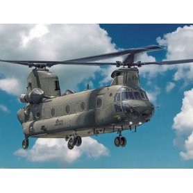 Italeri 2779 - Hélicoptère Chinook HC.2/CH-47F - échelle 1/48