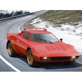 Italeri 3654 - Lancia Stratos HF - échelle 1/24