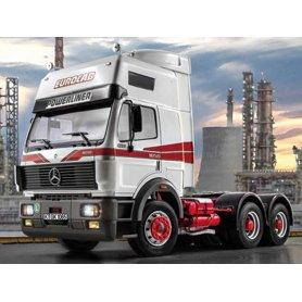 Italeri 3924 - Camion Mercedes Benz SK eurocab 6x4 - échelle 1/24