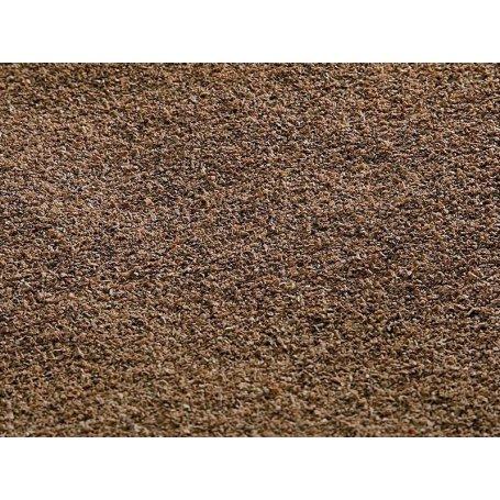 FALLER 180786 - tapis floqué ballast marron clair 1000 x 750 mm - HO