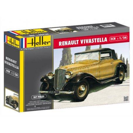 Renault Vivastella - échelle 1/24 - HELLER 80724
