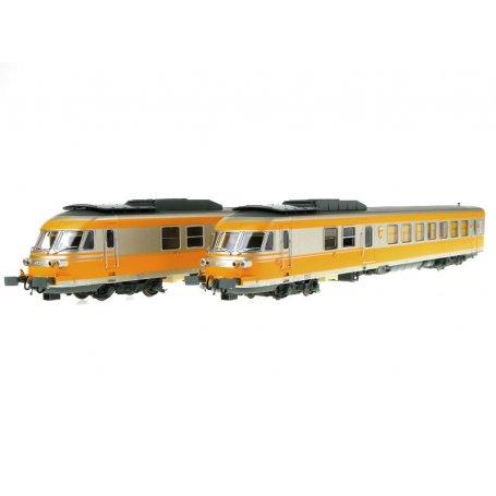 Turbotrain RTG rame 32 CAEN - digitale sonore - EPM E22.15.02 S