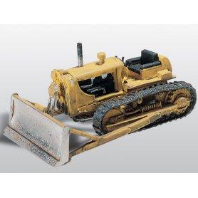 WOODLAND SCENICS D233 - bulldozer en métal - HO 1/87