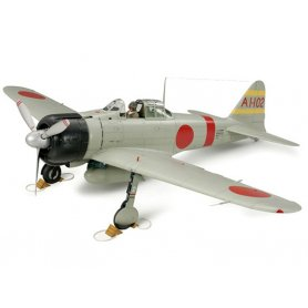 Tamiya 60317 - Mitsubishi A6M2b Zero Fighter Model 21 - 1/32