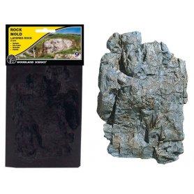 Woodland Scenics C1241- moule souple de roche en couches