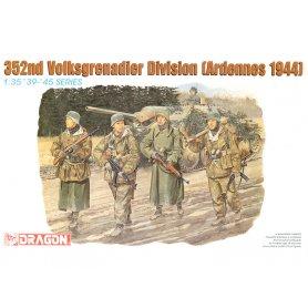 échelle 1//35 Paras Allemands Ardennes 44 DRAGON 6143