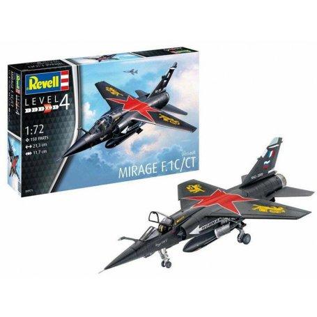 Mirage F.1 C/CT - échelle 1/72 - REVELL 04971