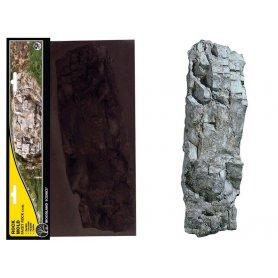 Woodland Scenics C1244 - moule souple grande paroi rocheuse