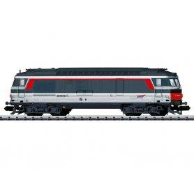 BB 67400 livrée Multiservices SNCF - échelle N - MINITRIX 16704