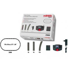 Coffret démarrage numérique HO MARKLIN - 29000