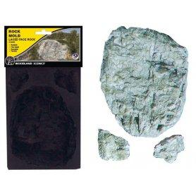Woodland Scenics C1235 - moule souple rocher à face lacée