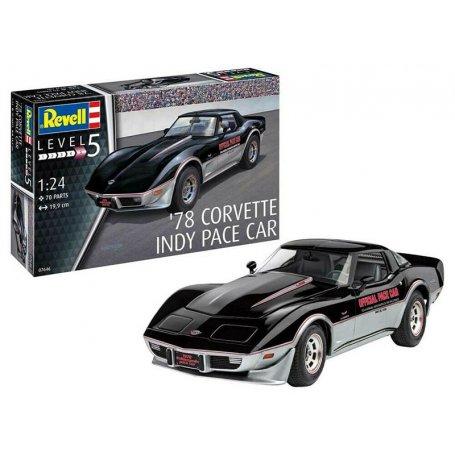 Corvette Indy Pace Car 1978 échelle 1/24 - REVELL 07646