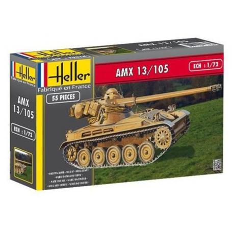 AMX 13/105 - 1/72 - HELLER 79874