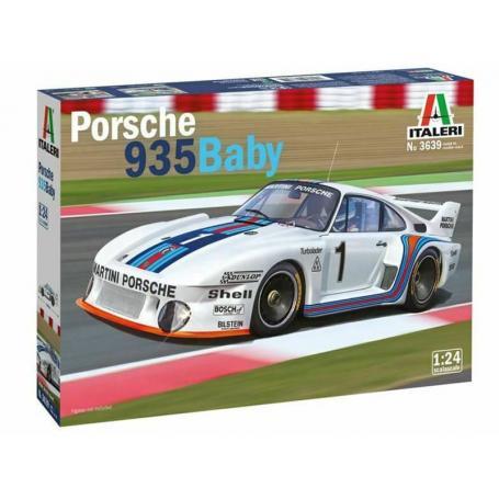 Porsche 935 Baby - échelle 1/24 - ITALERi 3639