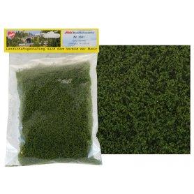 HEKI 1601 - filet floqué vert moyen fin 14 x 28 cm
