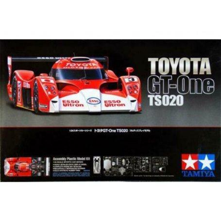 Toyota GT TS020 - échelle 1/24 - TAMIYA 24222