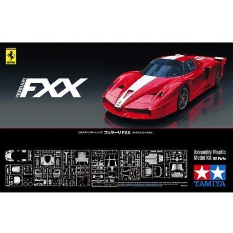 Ferrari FXX - échelle 1/24 - TAMIYA 24292