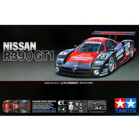 Nissan R390 GT1 - échelle 1/24 - TAMIYA 24192