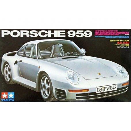 Porsche 959 - échelle 1/24 - TAMIYA 24065