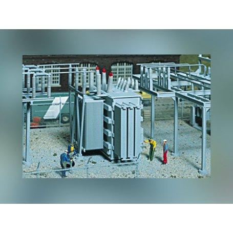 Transformateur électrique - HO 1/87 - CORNERSTONE 3126