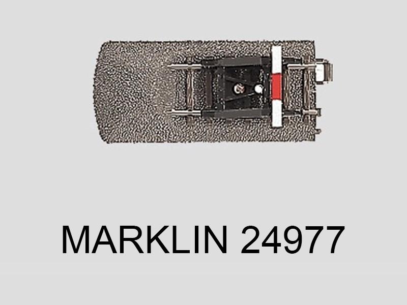 MARKLIN 24977 BUTOIR VOIE C NEUF EN BOITE